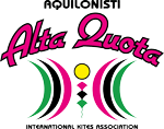 Aquilonisti Alta Quota – International Kites Association Logo