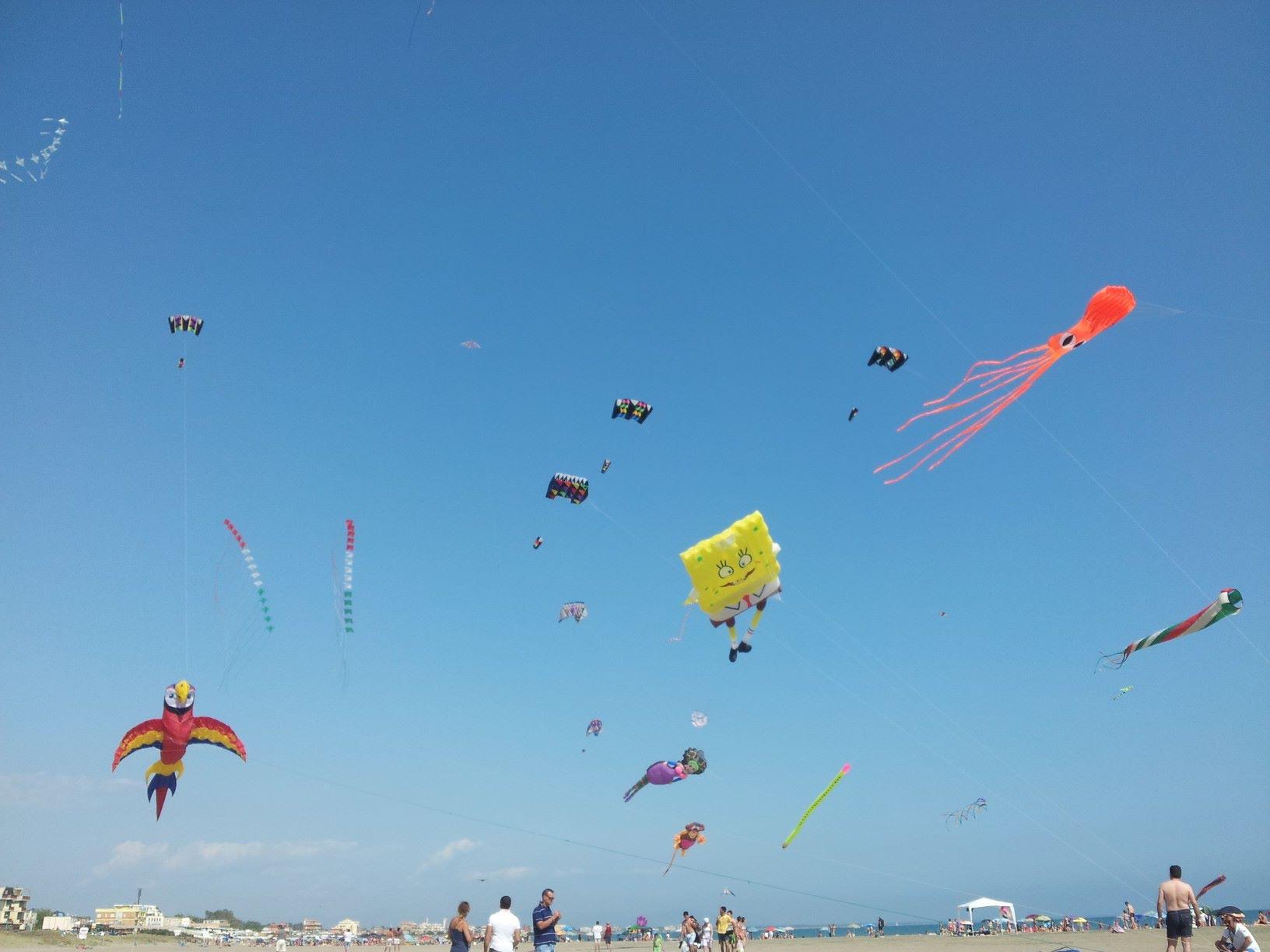 i colori del cielo - latina 2013