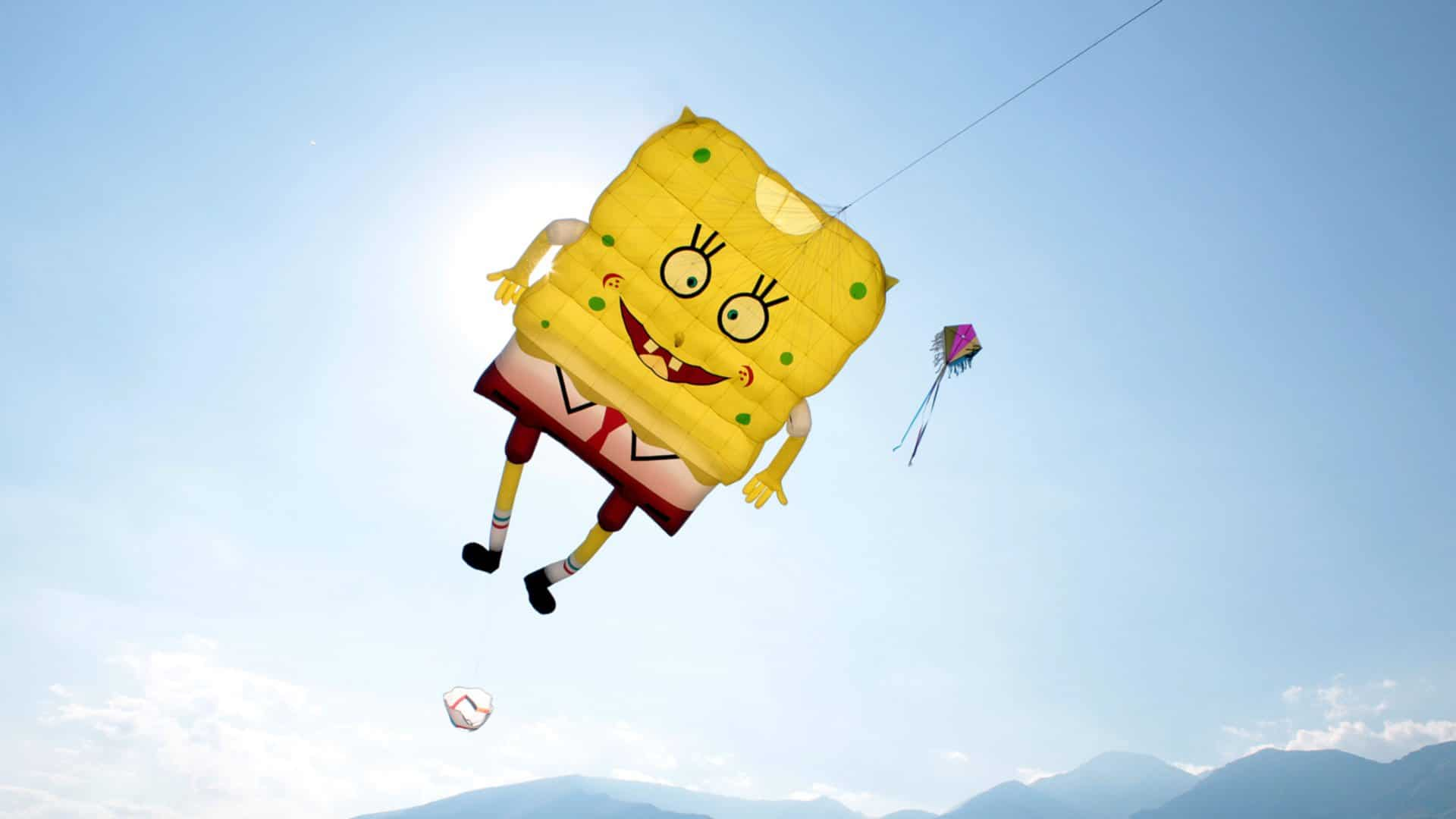 giant spongebob kite